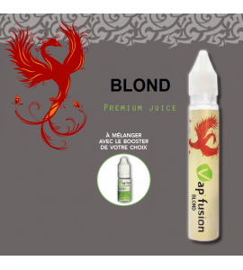 e-liquide BLOND Vap'fusion 30 ml