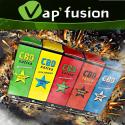 e-liquide aux CBD vap'fusion